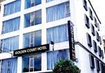 Hôtel Johor Bahru - Golden Court Hotel - Tun Abdul Razak-2