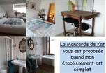 Location vacances Binche - Chambre d'hôtes &quote;L Écureuil&quote; à 10 min de Mons et 400m du Pass - Frameries-4