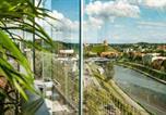 Location vacances Vilnius - Vilnius city best view apartments-1
