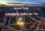 Hôtel Caen - City Affaire : Hotel de Ville-1