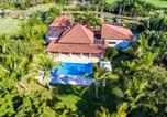 Location vacances La Romana - Golf Front Top Rated Villa 5br with Pool, Jacuzzi, Cook & Maid, 2 Golf Carts-2