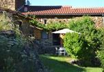 Location vacances Saint-Flour - Quaint Holiday Home in Villeneuve-d'Allier with Terrace-1