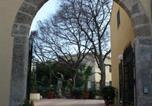 Hôtel Ville métropolitaine de Palerme - Hotel d'Orleans-3