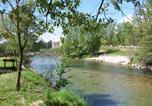 Camping Aveyron - Huttopia Millau-4
