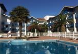 Hôtel Arbonne - Résidence Mer & Golf Fort Socoa