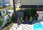 Location vacances Quend - Appartement de 2 chambres a Quend plage avec piscine partagee jardin clos et Wifi a 200 m de la plage-2
