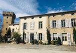 Hôtel Castelnaudary - Château de La Pomarède-2