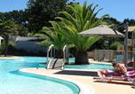 Camping avec Piscine Fouesnant - Camping Les Saules -3