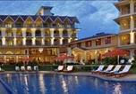Villages vacances Candolim - Fortune Acron Regina - Member Itc Hotel Group-1