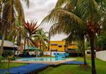 Hôtel Leticia - Hostel Casa de las Palmas-2