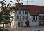 Hôtel Nyíregyháza - Hotel Median Hajdúnánás-3