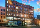 Hôtel Boston - Hi - Boston Hostel-1