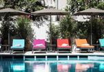 Hôtel 5 étoiles Avignon - Hôtel & Spa Jules César Arles - Mgallery Hotel Collection-2