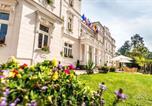 Hôtel Františkovy Lázně - Monti Spa-2
