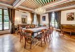 Location vacances Romenay - Vescours Chateau Sleeps 20 Pool Wifi-4