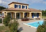 Location vacances Saissac - Villa Villemoustaussou-1