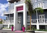 Hôtel Antilles néerlandaises - Saint Tropez Boutique Hotel-3