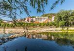 Hôtel Teruel - Hotel Rosaleda del Mijares-1