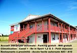 Hôtel Melle - So'Lodge Niort A83-1