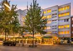 Hôtel Blankenfelde - Novum Hotel Ravenna Berlin Steglitz-1