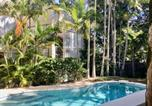 Location vacances Noosa Heads - Oasis 119 Rooftop Spa Apartment-1