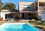 Location vacances Saint-Just-d'Ardèche - Clos du Grand Chêne - La Villa --1