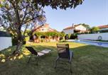 Location vacances Tomiño - Casa da Glicia, una casa con piscina privada, para disfrutar y relajarse-3