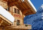 Hôtel Lauterbrunnen - Aspen Alpine Lifestyle Hotel-3