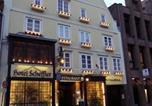 Hôtel Bleckede - Hotel Scheffler Garni-1