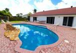 Hôtel Fort Lauderdale - Traveline Plus Luxury House-1