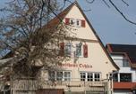 Hôtel Schiltach - Ochsen-1