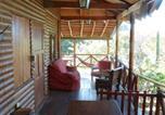 Location vacances  Nicaragua - Lira 2, Cabañas Lobolira-4