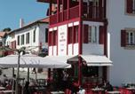 Hôtel Bidart - Hotel du Fronton-1