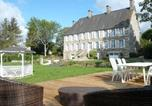 Hôtel Tessy-sur-Vire - Manoir Saint-Martin-2