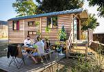 Camping avec Hébergements insolites Biscarrosse - Camping d'Arcachon-1