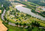 Camping avec Site nature Le Grez - Camping du Lac des Varennes-1