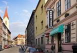 Location vacances Plzeň - Penzion Hotel Morrison-1