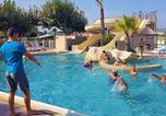 Camping avec WIFI Rayol-Canadel-sur-Mer - Particuliers sur Camping La Pinède  -3