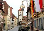 Hôtel Rothenburg ob der Tauber - Historik Hotel Goldener Hirsch Rothenburg-1