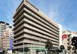 Hôtel Kobe - Daiwa Roynet Hotel Kobe Sannomiya-1