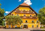 Location vacances Sankt Margarethen im Lungau - Landgasthof und Biobauer Löckerwirt-1