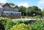Hôtel Ventnor - Luccombe Manor Country House Hotel-1