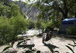 Camping 4 étoiles Montmeyan - Huttopia Gorges du Verdon-3
