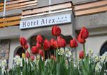 Hôtel Loèche-les-Bains - Hotel Alex-2