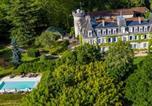 Hôtel 4 étoiles Uzerche - Chateau de Lalande - Les Collectionneurs-1
