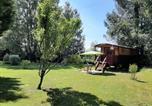 Location vacances Blaye - Roulotte de charme-4