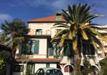 Hôtel Arcachon - Hôtel-Résidence Le Grillon-1