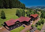 Hôtel Oberstaufen - Allgäuer Panoramahotel-2