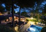 Location vacances Roquebrune-Cap-Martin - Romantic Villa near Monaco-1