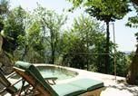 Location vacances Borgo a Mozzano - A Cozy Holiday Home in Camaiore with Swimming Pool-3